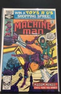Machine Man #17 (1980)