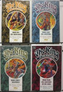 RING OF THE NIBELUNG 1-4  Adapt. Wagner's Opera!