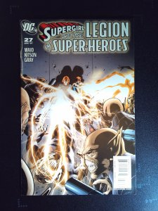 Supergirl and the Legion of Super-Heroes #27 (2007)