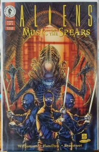 Aliens: Music of the Spears #1-4 Limited Series Set VF condition and up