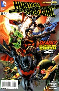 Worlds' Finest (3rd Series) #25 VF/NM; DC | save on shipping - details inside