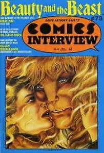 Comics Interview #73 FN; Fictioneer | save on shipping - details inside