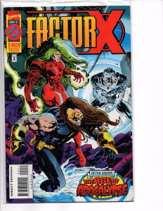 Marvel Comics Factor X #2 Age of Apocalypse