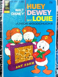 WALT DISNEY'S DONALD DUCK - 6 issues Gold Key VF/+ Daisy Huey Dewey Louie