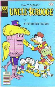 Uncle Scrooge, Walt Disney #154 (Jul-78) FN Mid-Grade Uncle Scrooge