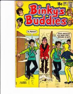 Binky's Buddies #12