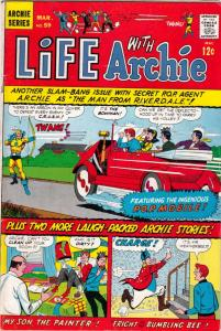 Life with Archie #59 (Mar-67) FN/VF Mid-High-Grade Archie, Jughead, Betty, Ve...