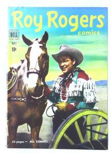 Roy Rogers Comics (1948 series) #41, Fine+ (Actual scan)