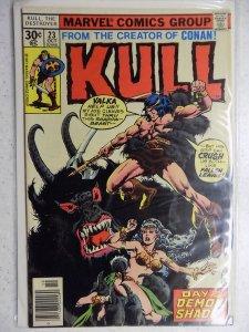 Kull the Destroyer #23 (1977)