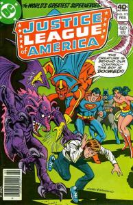 Justice League of America #175 VF/NM; DC | save on shipping - details inside