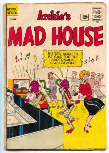 Archie's Mad House # 19 1962-1st Hilda the Witch- reading copy