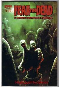 FEAR the DEAD : ZOMBIE SURVIVOR'S GUIDE,U ndead, 2006, VF