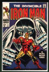 Iron Man #8 (1968)
