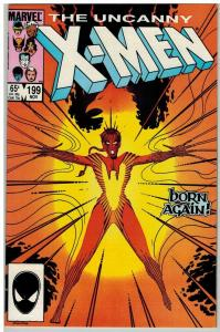 X MEN 199 VF-NM Nov. 1985