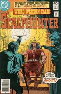 Weird Western Tales (1972 series) #62, Fine (Stock photo)