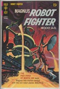Magnus Robot Fighter #24 (Nov-68) NM- High-Grade Magnus Robot Fighter