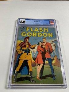 Dell Four Color 84 Cgc 5.0 Flash Gordon Golden Age