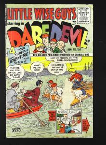 Daredevil Comics (1941 series) #124, VG+ (Actual scan)