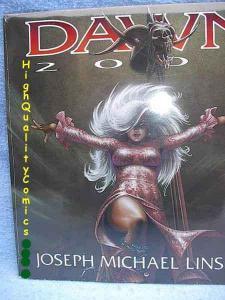 DAWN 2002 Calendar, NM+, Joseph Linsner, Cry for Dawn,  still sealed, new