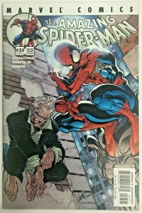AMAZING SPIDER-MAN#33 VF/NM 2001 J SCOTT CAMPBELL MARVEL COMICS