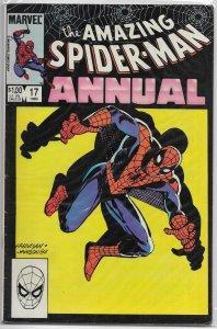 Amazing Spider-Man   vol. 1  Annual   #17 GD/VG