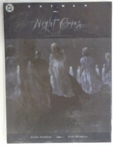 BATMAN NIGHT CRIES graphic novel Soft Cover book 1992 DC UNREAD Comic NM-
