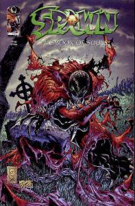 Spawn: The Book of Souls #1 VF; Image | save on shipping - details inside