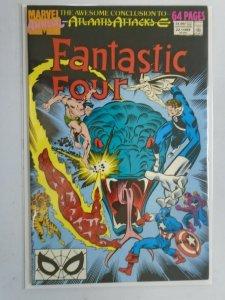 Fantastic Four Annual #22 8.0 VF (1989 1st Series)