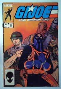 G.I. Joe: A Real American Hero #23 (1984)