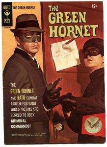 GREEN HORNET, THE #1-BRUCE LEE PHOTO COVER-DELL