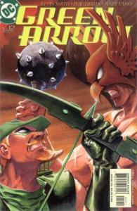 Green Arrow (2001 series) #12, NM (Stock photo)