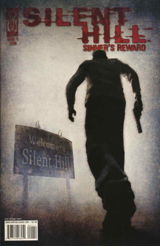 Silent Hill: Sinner's Reward #1 VF/NM; IDW | save on shipping - details inside