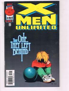 X-Men Unlimited # 14 VF/NM Marvel Comic Book Wolverine Beast Gambit Magneto SW14