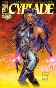 Cyberforce Origins #1 GOLD VF/NM; Image | save on shipping - details inside