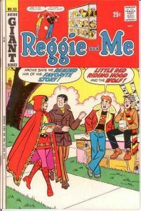 REGGIE & ME (1966-1980)53 VF-NM    January 1972 COMICS BOOK