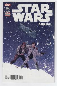 STAR WARS ANNUAL (2015 MARVEL) #3 NM- A99355
