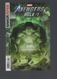 Avengers Hulk #1