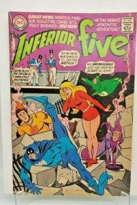 The Inferior Five #5 VF 1967