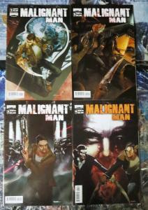 MALIGNANT MAN (2011 BOOM) 1-4 James Wan! Cancer Powers!