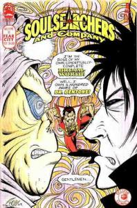 Soulsearchers and Company #3 VF/NM; Claypool | save on shipping - details inside