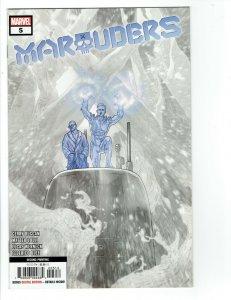 Marauders #5 NM - 2nd Printing -  2020 Marvel