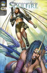 Soulfire (Michael Turner's…,Vol. 2) #3A VF/NM; Aspen | save on shipping - detail