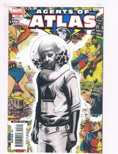 Agent Of Atlas # 3 NM Marvel Comic Books S.H,I,E,L,D, Awesome Issue WOW!!!!! SW6