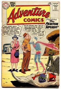 Adventure Comics #283 First General Zod-First Phantom Zone nice copy