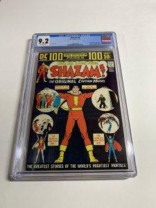 Shazam 8 Cgc 9.2 Ow Pages Dc Comics Bronze