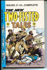 Two-Fisted Tales Annual-#5-Issues 21-24-TPB- trade
