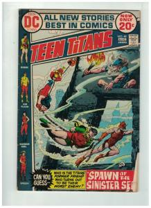 TEEN TITANS (1966) 40 G-VG   August 1972