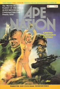 Ape Nation #1LE VF/NM; Adventure | save on shipping - details inside