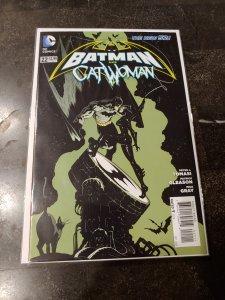Batman and Robin #22 (2013)