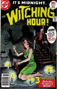 Witching Hour (1969 series) #75, Fine- (Stock photo)